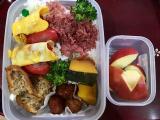 お弁当で体調管理⁈(^○^)の画像(3枚目)