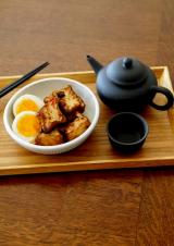 「八角香る・・厚揚げと玉子のソース煮&にゃ♪」の画像(4枚目)