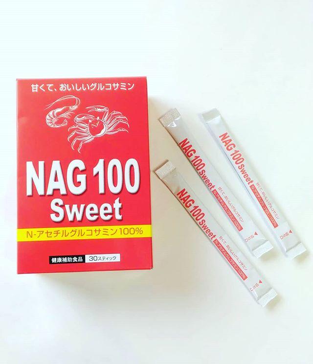 口コミ投稿:N-アセチルグルコサミンが100%配合された顆粒サプリメント「NAG 100 Sweet」普通の…