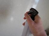 「フェリシモ、クラソのOnce a day台所用油汚れ洗浄水と1日ふきんモニター」の画像(2枚目)