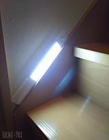 【モニター】近づくと光る!センサーLEDライトの画像(7枚目)