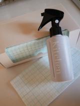 「フェリシモ、クラソのOnce a day台所用油汚れ洗浄水と1日ふきんモニター」の画像(6枚目)