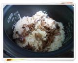 「きのこの炊き込みご飯の素」の画像(4枚目)