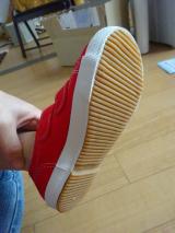 息子のおニューの靴、アサヒ健康くんの画像(4枚目)