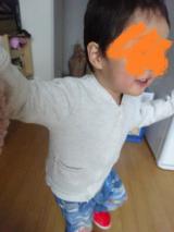 息子のおニューの靴、アサヒ健康くんの画像(2枚目)
