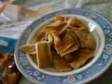 「健康志向の大豆チップス」の画像(8枚目)