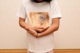 自然な仕上がりに大満足!オリジナルのTシャツなどを作れる「デコプリ」でハムちゃんのTシャツを作ってみたの画像(25枚目)