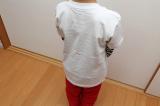 自然な仕上がりに大満足!オリジナルのTシャツなどを作れる「デコプリ」でハムちゃんのTシャツを作ってみたの画像(32枚目)