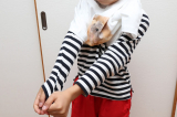 自然な仕上がりに大満足!オリジナルのTシャツなどを作れる「デコプリ」でハムちゃんのTシャツを作ってみたの画像(28枚目)