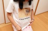 自然な仕上がりに大満足!オリジナルのTシャツなどを作れる「デコプリ」でハムちゃんのTシャツを作ってみたの画像(23枚目)