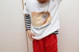 自然な仕上がりに大満足!オリジナルのTシャツなどを作れる「デコプリ」でハムちゃんのTシャツを作ってみたの画像(29枚目)