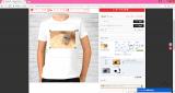 自然な仕上がりに大満足!オリジナルのTシャツなどを作れる「デコプリ」でハムちゃんのTシャツを作ってみたの画像(9枚目)