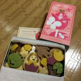 株式会社アンデルセン★童話クッキー お花畑のおやゆび姫の画像(2枚目)