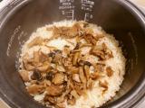 あの霜降りひらたけも入った、きのこの炊き込みご飯♪の画像(6枚目)