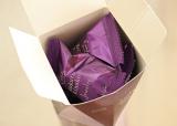 * 石屋製菓「キャンディチョコレートジュエリー・黒糖きなこ」 *の画像(3枚目)