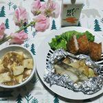 鎌田醤油さんのだし醤油、これ1つで味が決まっておいしい😋🍴💕お気に入りです~😚☑白身魚のムニエル🐟🌠バター&だし醤油を回しかけて焼くだけ💓☑麻婆豆腐みりん&だし醤油、中華の素で味付け💓…のInstagram画像