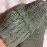 「ふんわ~りあったか履く毛布♪♪ソフトな履き心地「毛布のような靴下」☆」の画像(4枚目)