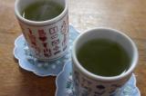 静岡の深むし茶でまったり!の画像(3枚目)