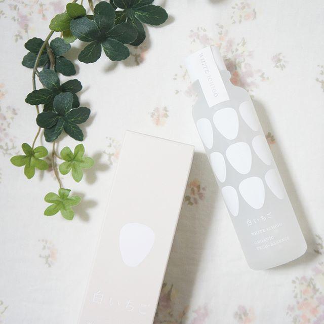 口コミ投稿:WHITE ICHIGOのオーガニックテックエッセンス(化粧水)を使ってみました♪WHITE ICHI…