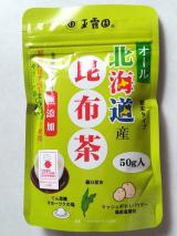 「玉露園「オール北海道産昆布茶」♪」の画像(1枚目)