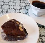 「【ダイエット中】ヘルシーチョコケーキ♡」の画像(1枚目)