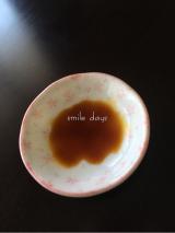 *牡蠣醬油の焼きおにぎり*の画像(3枚目)