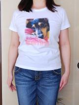 ☆愛犬の写真で!オリジナルTシャツを☆の画像(6枚目)