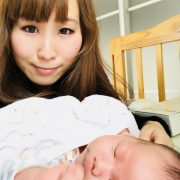 「生後1ヶ月です!」【Angeliebe】ベビー&ママモデル募集❤の投稿画像