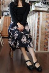 ★★★ 国産・牛革製のお出かけパンプス♪AKAISHI ★★★の画像(3枚目)