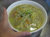 キンレイ「お水がいらない 1/2日分の国産野菜が摂れるタンメン菜宝」を食べてみました。 | モニターで楽しくキレイに、のんびりライフ♪。 - 楽天ブログの画像(8枚目)