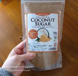 「最高級の砂糖エクーア ココナッツシュガー|毎日コーヒーに入れて♪」の画像(1枚目)