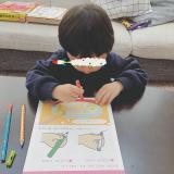 【2〜4歳 はじめてのおけいこ特別限定版】モニターの画像(4枚目)