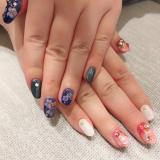 「桜ネイル①」の画像(1枚目)
