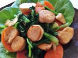 富士食品工業株式会社の富士オイスターソースで炒め物・スープ! の画像(8枚目)