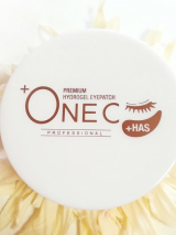 「+OneC(プラワンシー) プレミアム ハイドロゲル アイパッチ③」の画像(1枚目)