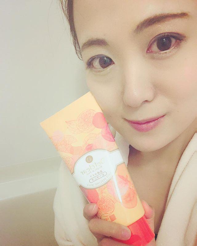 口コミ投稿:日本初❣️💜DETクリア ブライト&ピール ピーリングジェリー<ホット>💜#明色化粧品 様…