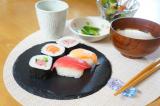 荒畑園静岡茶とコストコ寿司の画像(1枚目)