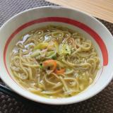 たっぷりボリューミィ!「1/2日分の国産野菜が摂れるタンメン菜宝」の画像(5枚目)