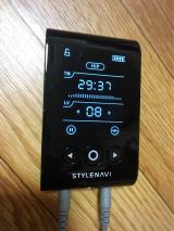 「家で手軽にインナーマッスルを鍛えられる!干渉波EMS機器『スタイルナビ インナーマッスル』②」の画像(6枚目)