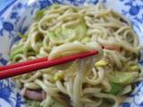 レンジで汁無し麺 「四海樓監修皿うどん」の画像(8枚目)