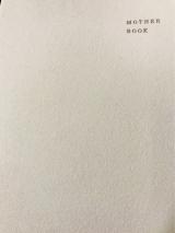 口コミ記事「MOTHERBOOK」の画像