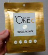 +OneC(プラワンシー)ハイドロゲル フェイスマスク アルティメイトの画像(1枚目)
