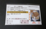 【モニター】あさくさ福猫太郎 様♪「開運豆お守り」の画像(3枚目)