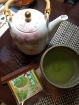 美味しい緑茶の画像(1枚目)