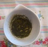 ぴーなっつ最中と静岡茶の画像(4枚目)