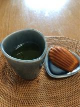 美味しいお茶で一服な夜の画像(2枚目)