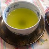 ぴーなっつ最中と静岡茶の画像(5枚目)