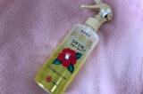 「キティちゃんコラボの椿油とヘアウォーターがいい感じで好き♥」の画像(4枚目)