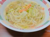 1日の2分の1の野菜がとれる菜宝タンメンの画像(4枚目)