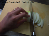 「よく切れる!堺の刃物屋さんこかじの三徳包丁」の画像(6枚目)